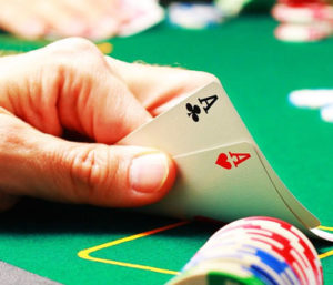 Poker High cards Aces
